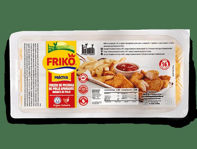 Filetes de pollo friko molidos mexicano