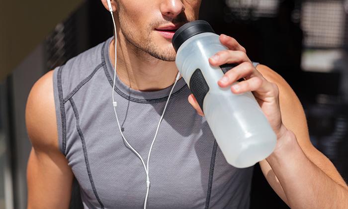 Hidratación durante la actividad física