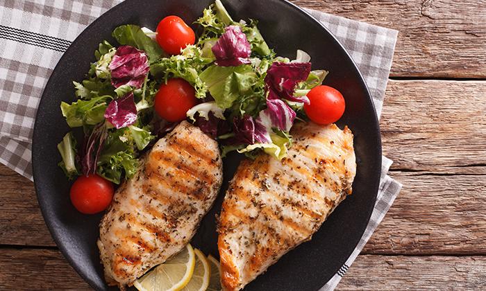 Alimentos complementarios a pollo
