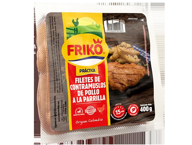 Filete de contramuslo a la parrilla Friko