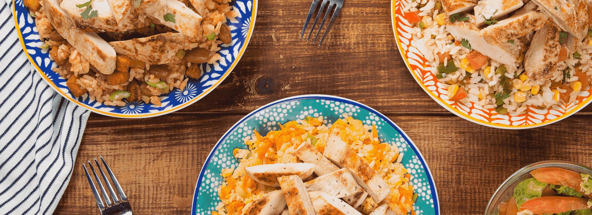 Prueba estos Deliciosos almuerzos fáciles con pechuga a la parrilla