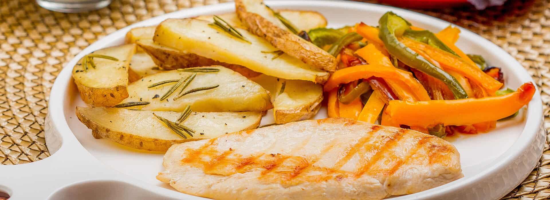 Prueb este almuerzo rápido con pollo al grill friko
