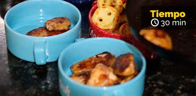 Papá en la cocina con Friko - receta de alitas prácticas