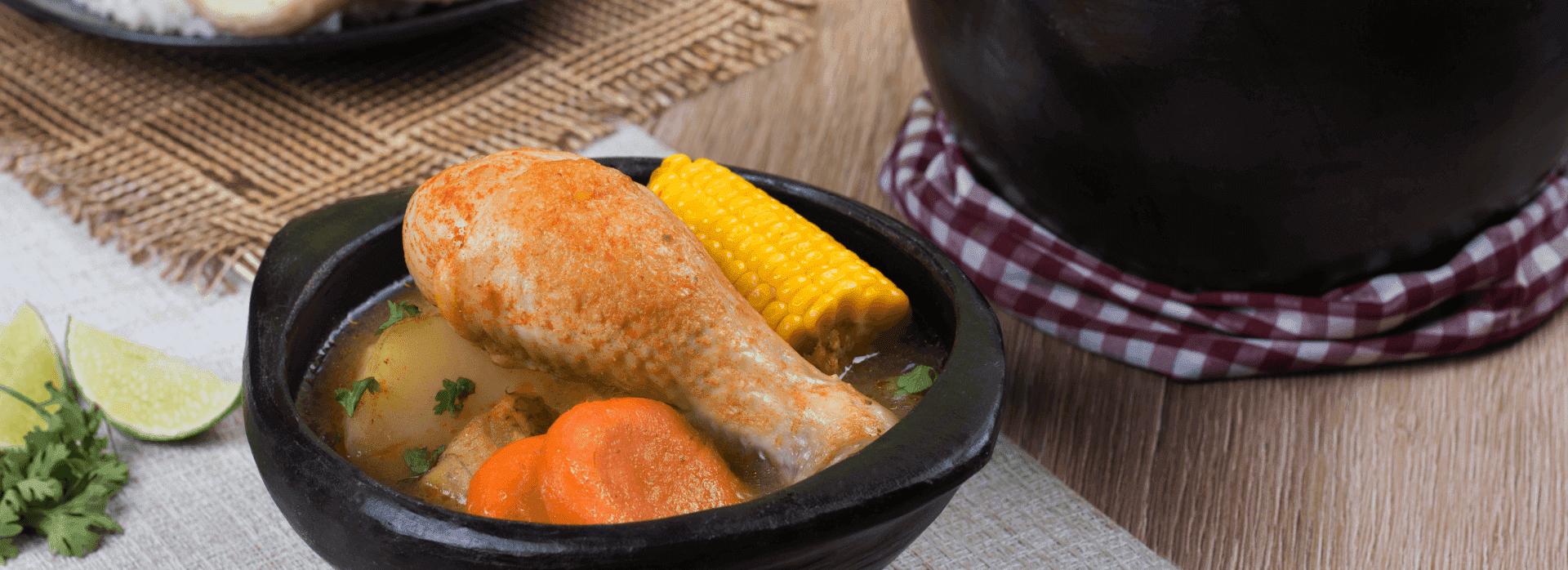 Prueba este delicioso sancocho levantamuertos típico para año nuevo