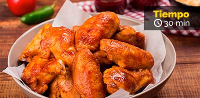 Prueba este Top 3 de las alitas más picantes Friko