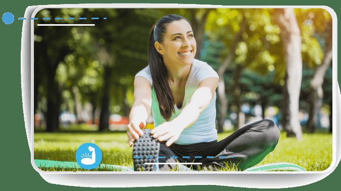 Elegir actividad para hacer ejercicio
