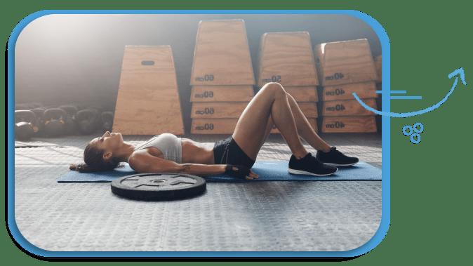 Planificar los descansos en el ejercicio