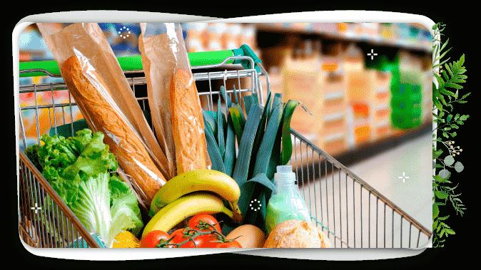 Compra tus alimentos pensando en la nutrición