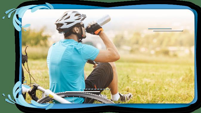 La hidratación en la actividad deportiva