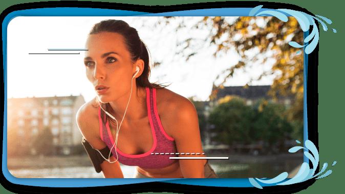 La respiración durante la actividad física