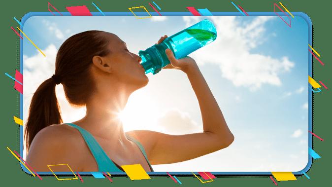 Hidratación en la actividad deportiva