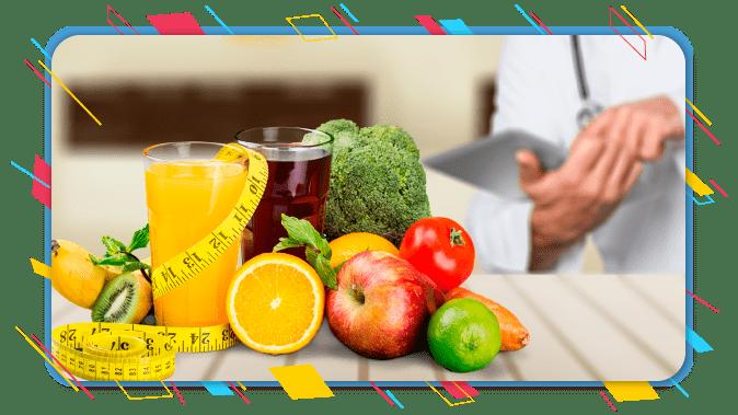 La alimentación saludable